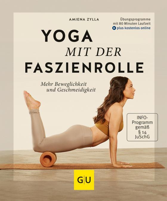 Cover-Bild Yoga mit der Faszienrolle