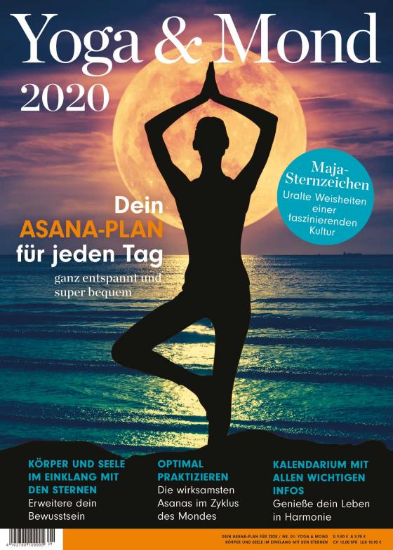 Cover-Bild Yoga & Mond 2020