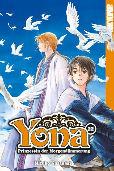 Cover-Bild Yona - Prinzessin der Morgendämmerung 22