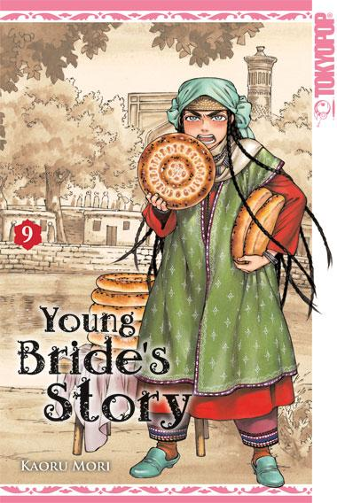 Cover-Bild Young Bride's Story 09