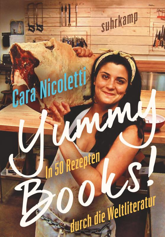 Cover-Bild Yummy Books!