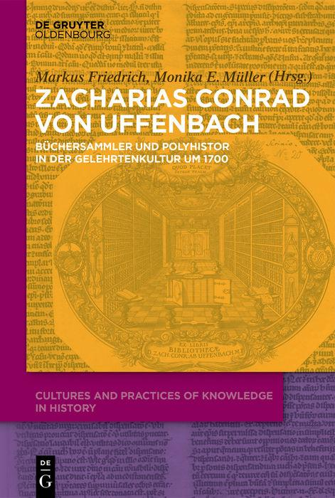 Cover-Bild Zacharias Konrad von Uffenbach