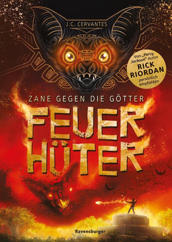 Cover-Bild Zane gegen die Götter, Band 2: Feuerhüter