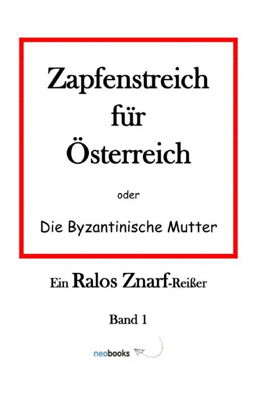 """Cover-Bild """"Zapfenstreich für Österreich"""""""