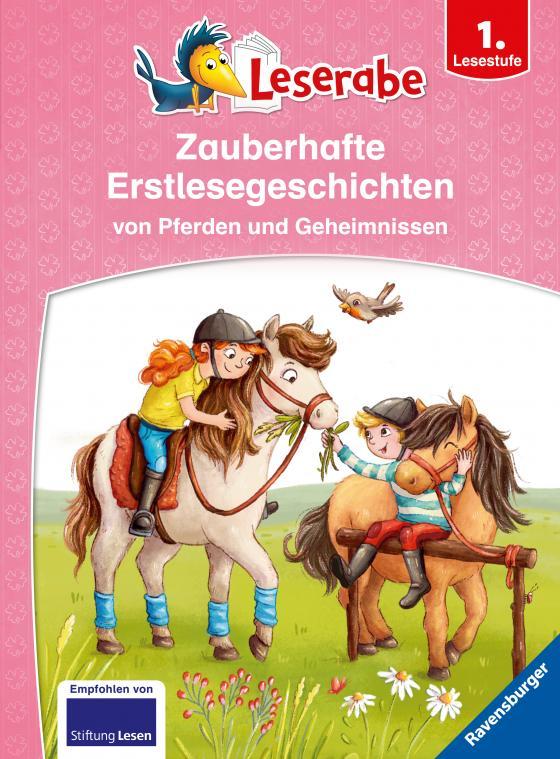 Cover-Bild Zauberhafte Erstlesegeschichten von Pferden und Geheimnissen
