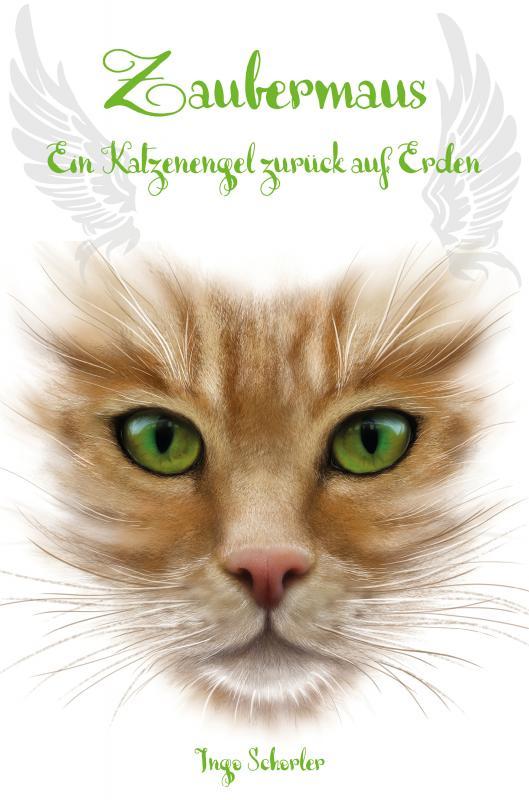 Cover-Bild Zaubermaus - Ein Katzenengel zurück auf Erden