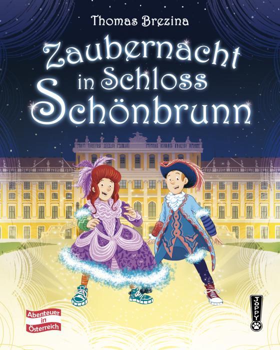 Cover-Bild Zaubernacht in Schloss Schönbrunn