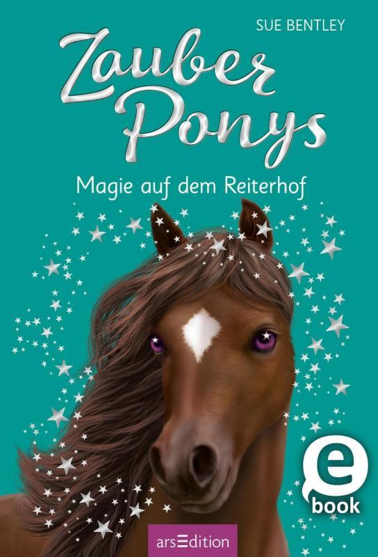 Cover-Bild Zauberponys - Magie auf dem Reiterhof