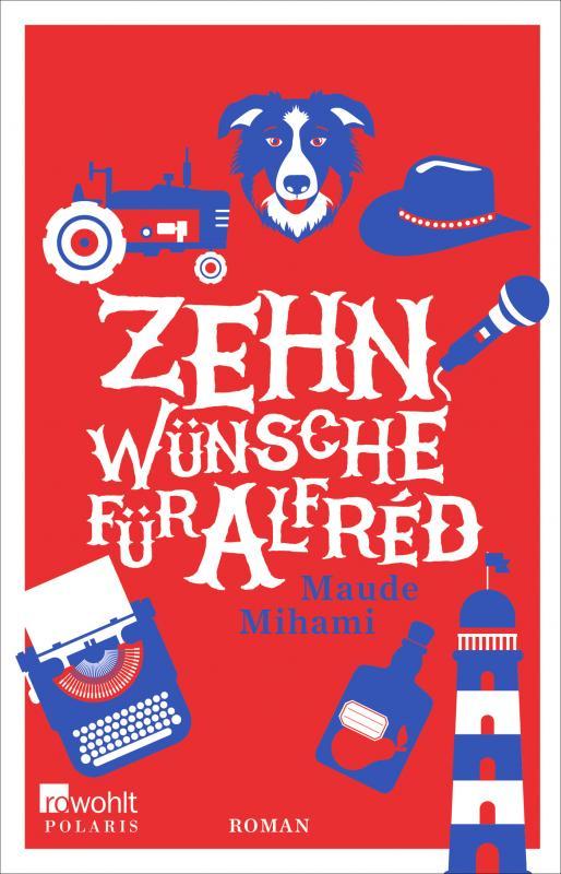 Cover-Bild Zehn Wünsche für Alfréd