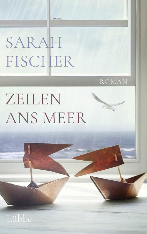 Cover-Bild Zeilen ans Meer