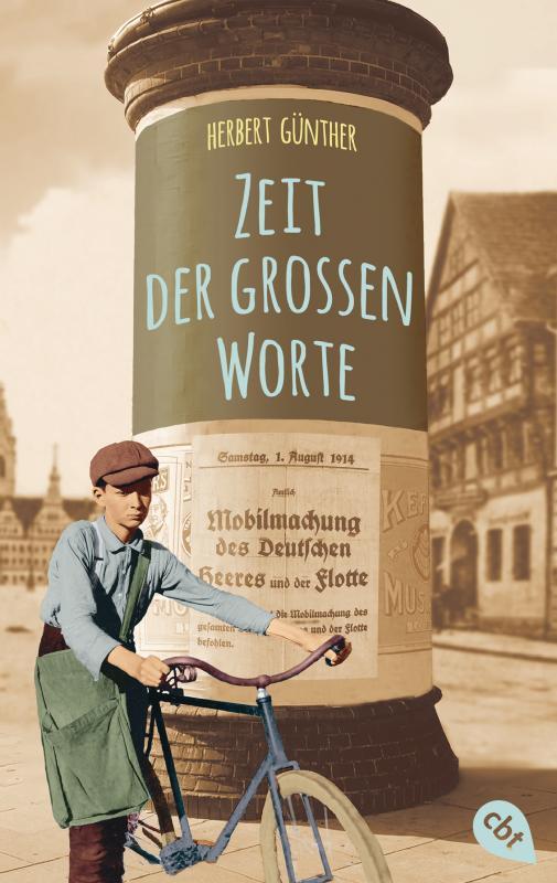 Cover-Bild Zeit der großen Worte