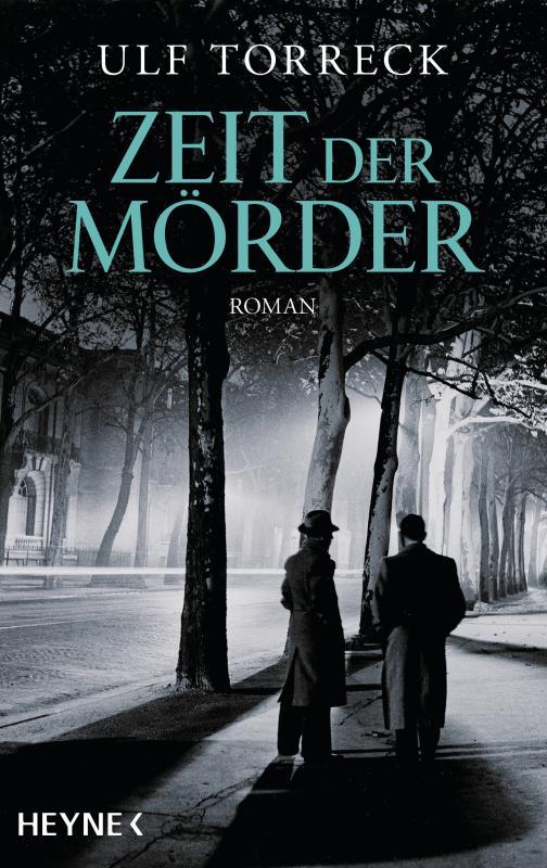 Cover-Bild Zeit der Mörder