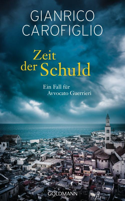 Cover-Bild Zeit der Schuld