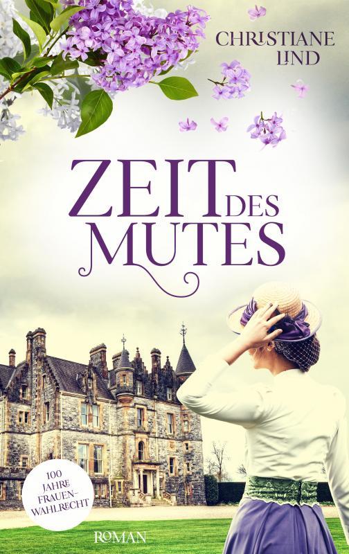 Cover-Bild Zeit des Mutes