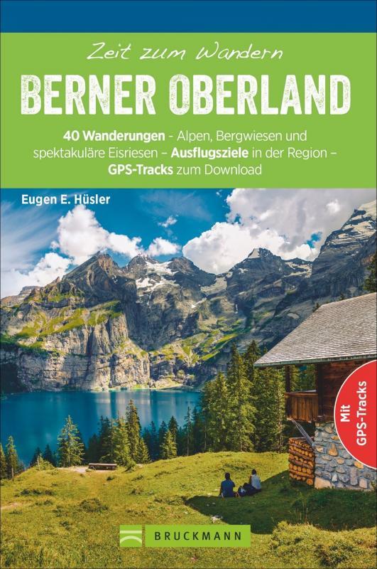 Cover-Bild Zeit zum Wandern Berner Oberland
