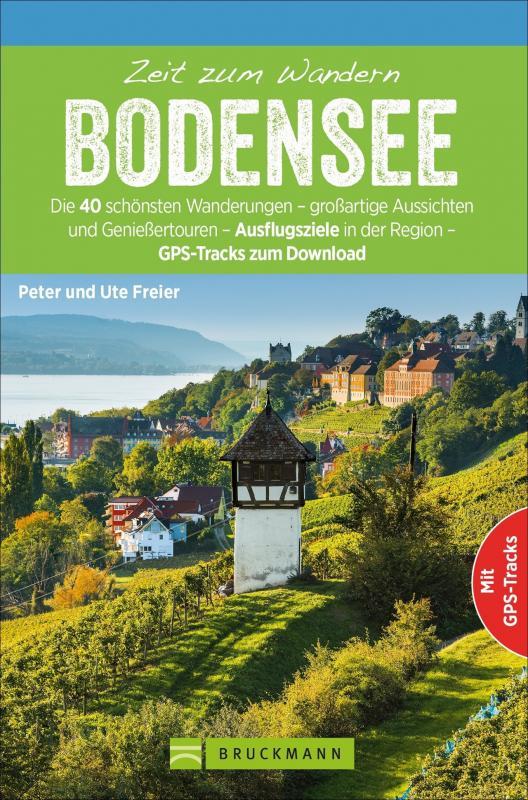 Cover-Bild Zeit zum Wandern Bodensee