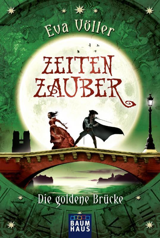 Cover-Bild Zeitenzauber - Die goldene Brücke