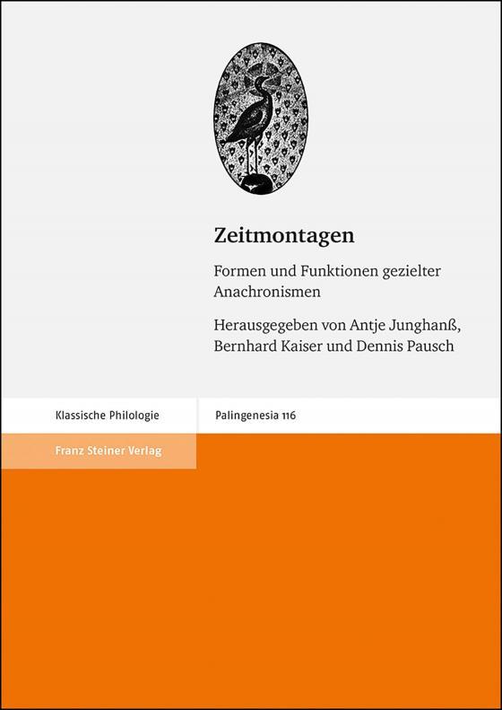 Cover-Bild Zeitmontagen