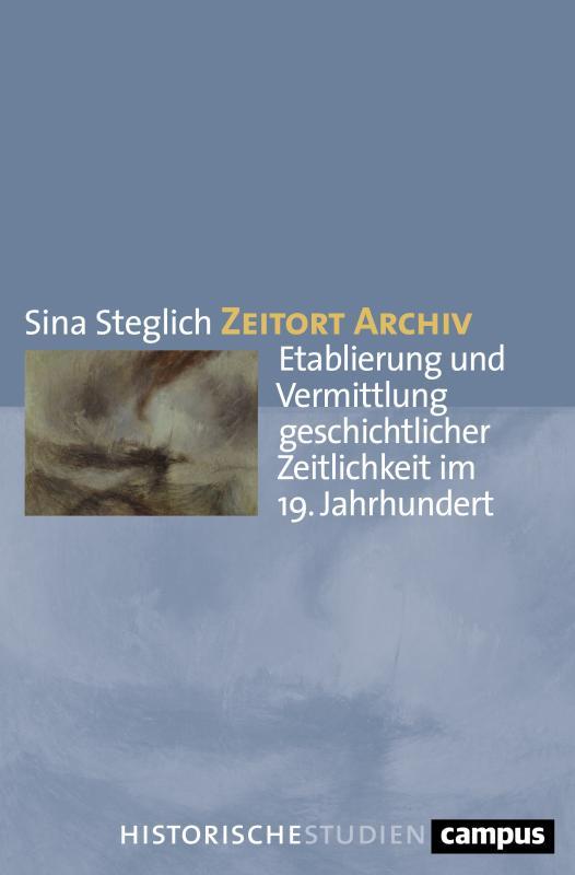 Cover-Bild Zeitort Archiv