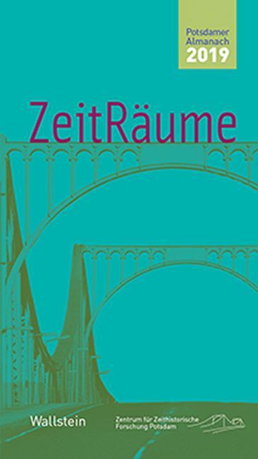 Cover-Bild ZeitRäume 2019