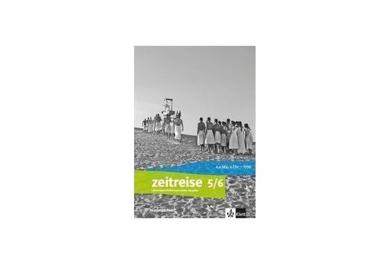 Cover-Bild Zeitreise 5/6. Differenzierende Ausgabe Niedersachsen