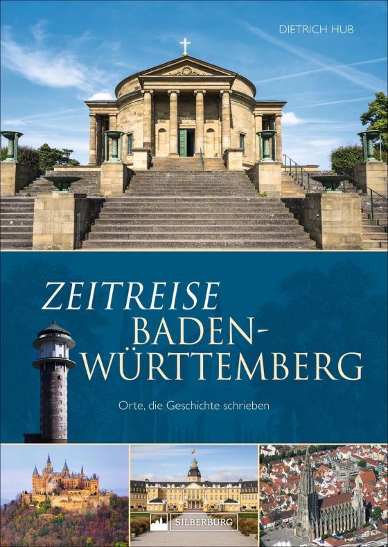 Cover-Bild Zeitreise Baden-Württemberg