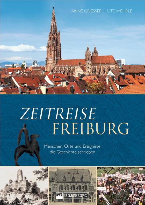 Cover-Bild Zeitreise Freiburg