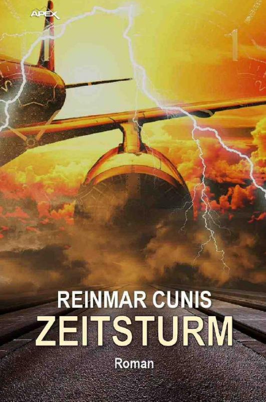 Cover-Bild ZEITSTURM