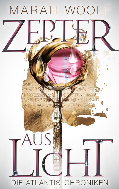 Cover-Bild Zepter aus Licht