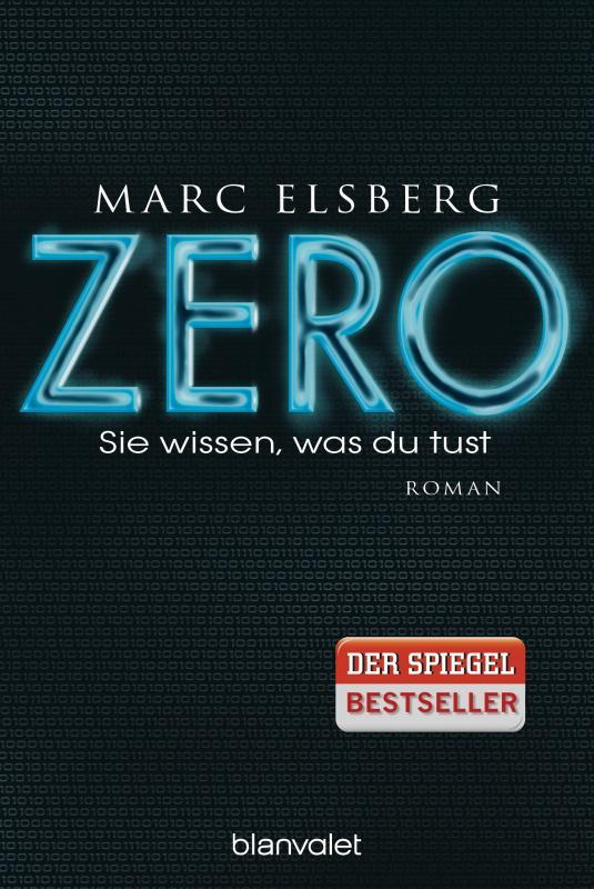 Cover-Bild ZERO - Sie wissen, was du tust