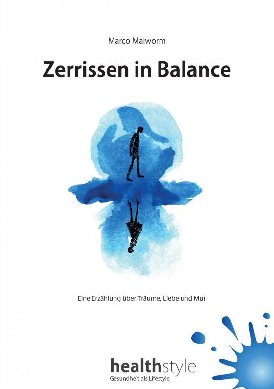 Cover-Bild Zerrissen in Balance