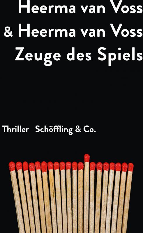 Cover-Bild Zeuge des Spiels