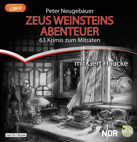 Cover-Bild Zeus Weinsteins Abenteuer