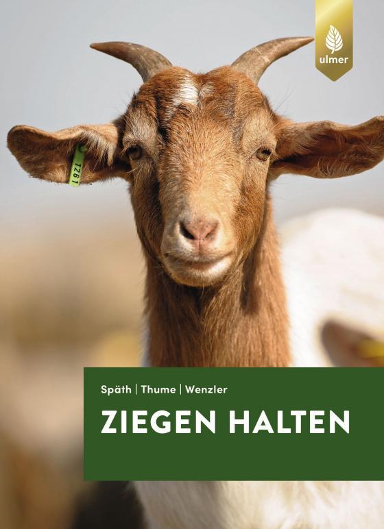 Cover-Bild Ziegen halten