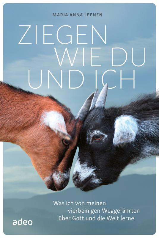 Cover-Bild Ziegen wie du und ich