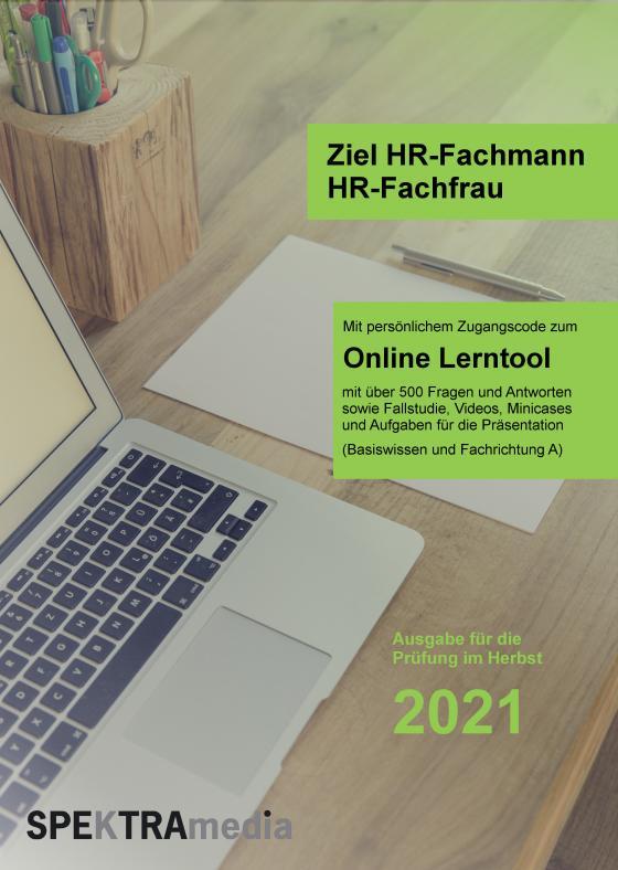 Cover-Bild Ziel HR-Fachmann/Fachfrau 2021