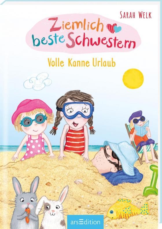 Cover-Bild Ziemlich beste Schwestern - Volle Kanne Urlaub