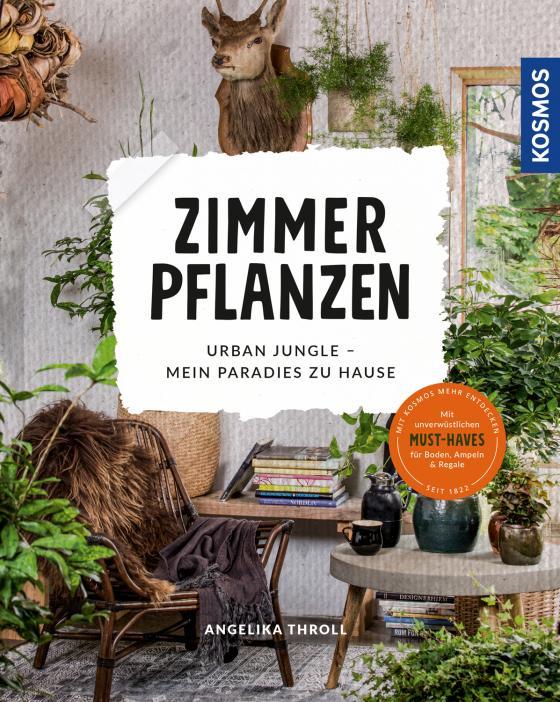 Cover-Bild Zimmerpflanzen