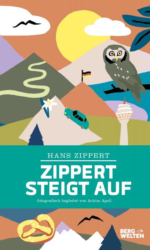 Cover-Bild Zippert steigt auf