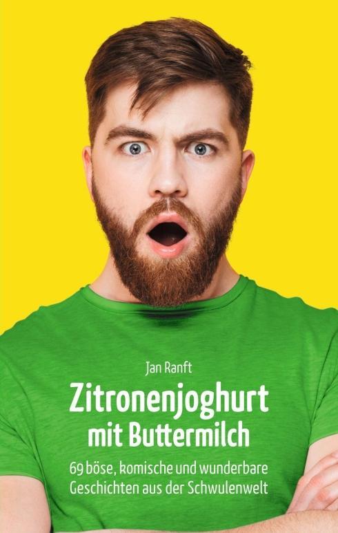 Cover-Bild Zitronenjoghurt mit Buttermilch