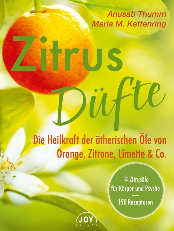 Cover-Bild Zitrusdüfte