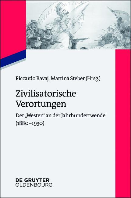 Cover-Bild Zivilisatorische Verortungen