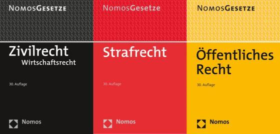 Cover-Bild Zivilrecht - Strafrecht - Öffentliches Recht