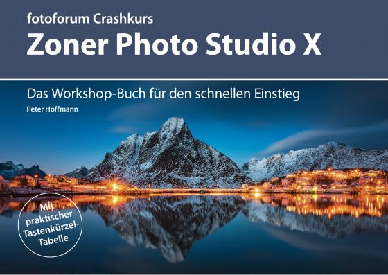 Cover-Bild Zoner Photo Studio X