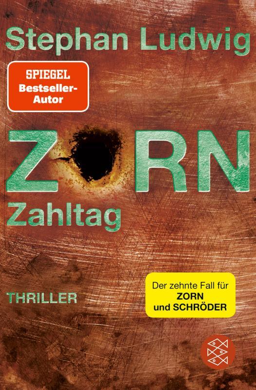 Cover-Bild Zorn - Zahltag