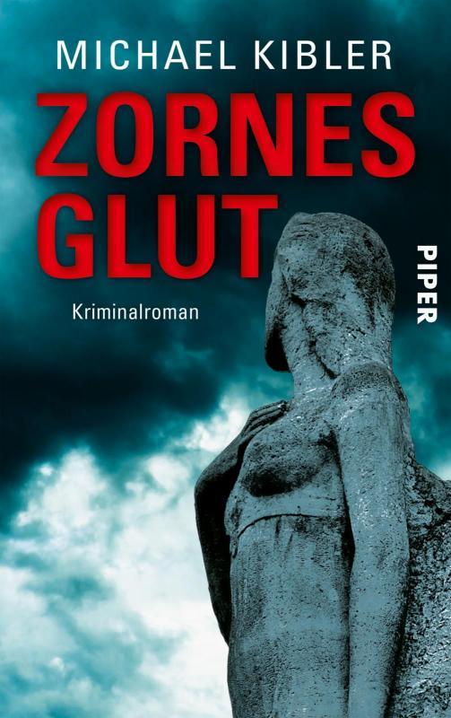 Cover-Bild Zornesglut