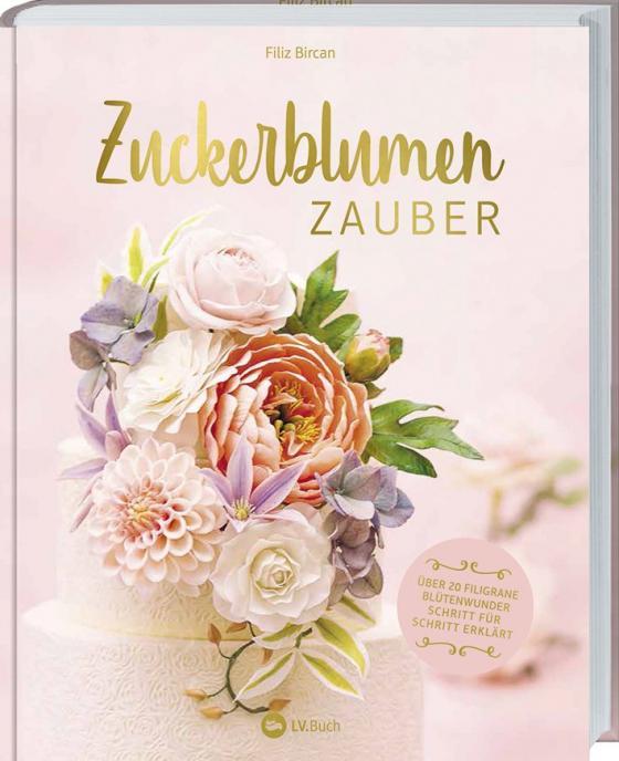 Cover-Bild Zuckerblumen-Zauber
