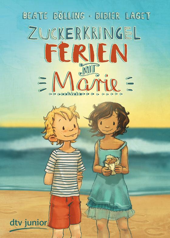 Cover-Bild Zuckerkringel-Ferien mit Marie