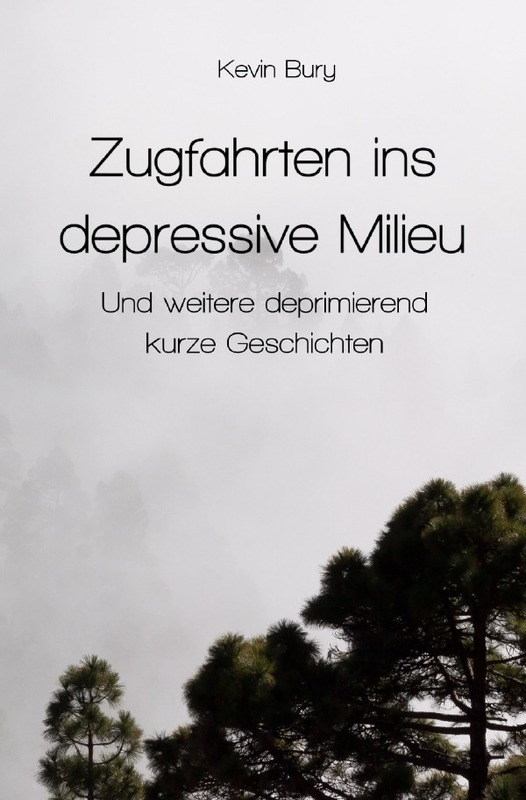 Cover-Bild Zugfahrten ins depressive Milieu