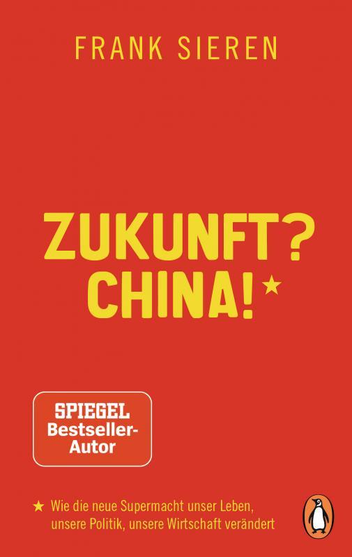 Cover-Bild Zukunft? China!